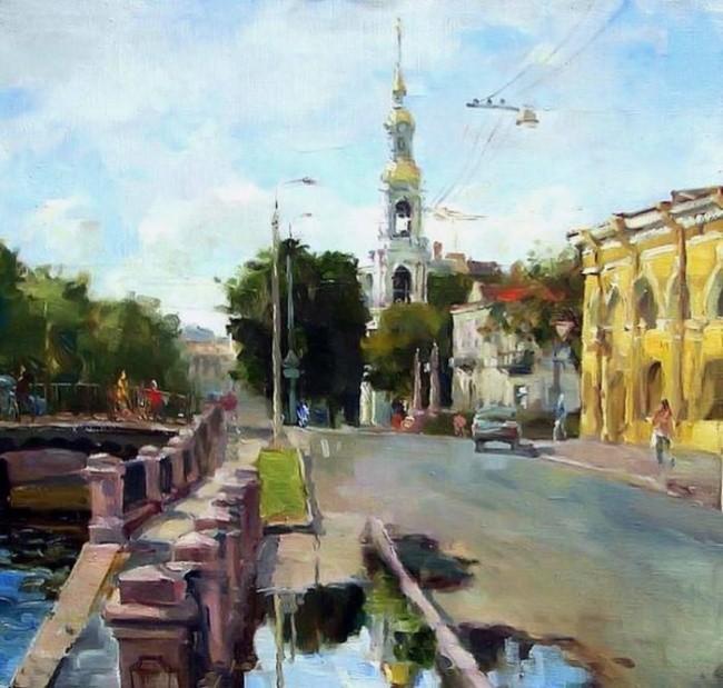 художник Азат Галимов картины – 21