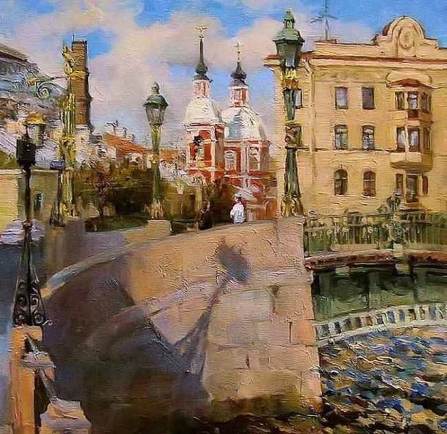 художник Азат Галимов картины – 23