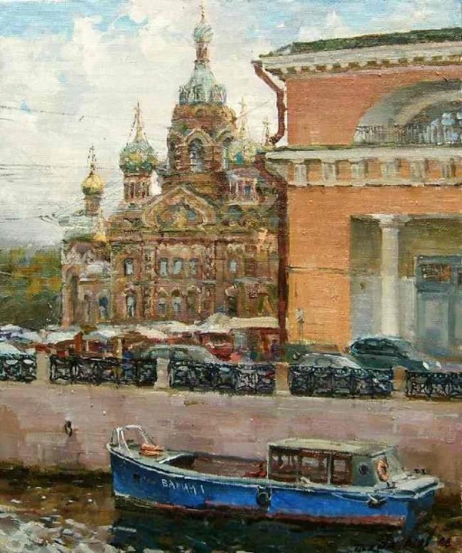художник Азат Галимов картины – 25