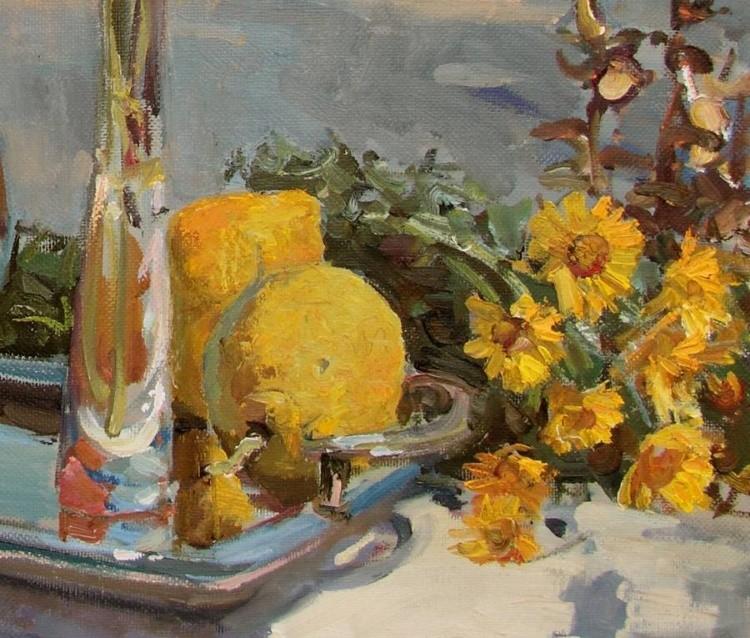 художник Азат Галимов картины – 28