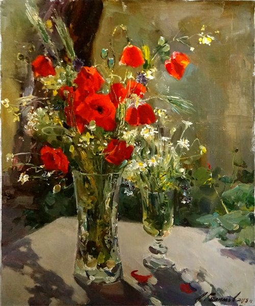 художник Азат Галимов картины – 29