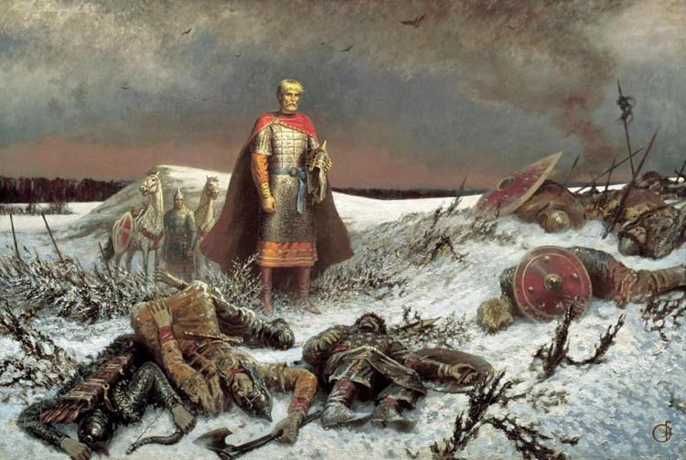художник Борис Ольшанский картины – 11
