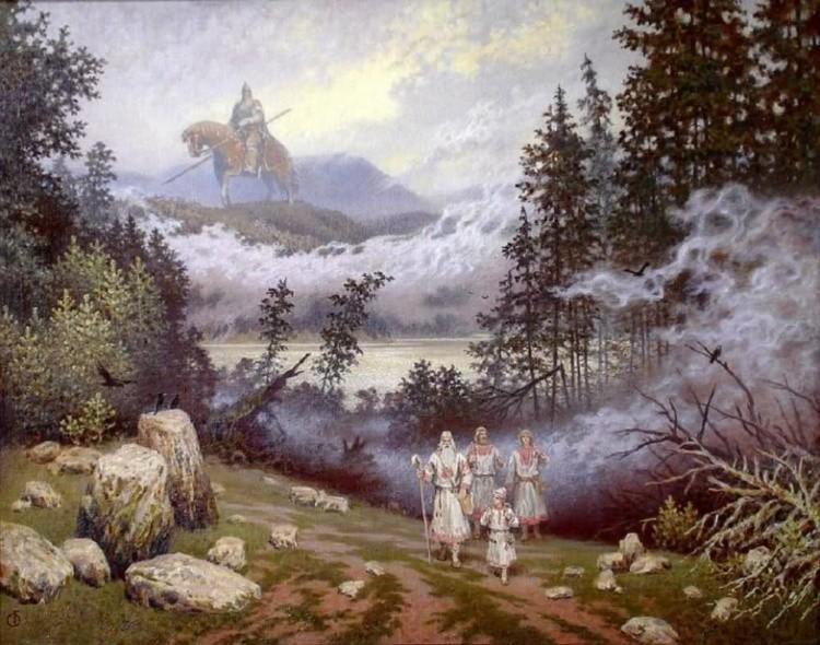 художник Борис Ольшанский картины – 21