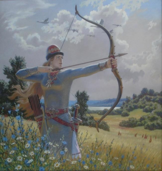 художник Борис Ольшанский картины – 24