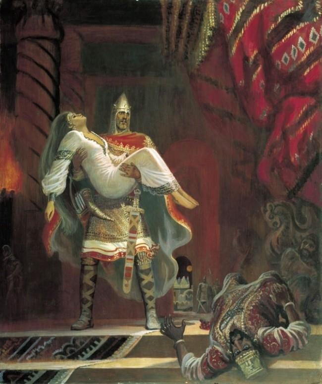 художник Борис Ольшанский картины – 28