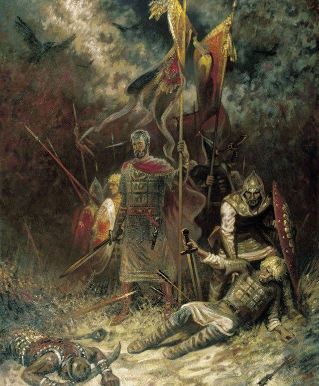 художник Борис Ольшанский картины – 31