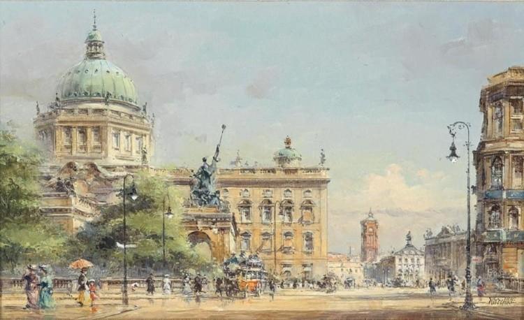 художник Detlev Nitschke (Детлев Ницшке) картины – 10