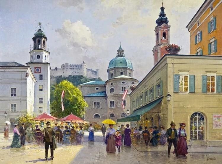 художник Detlev Nitschke (Детлев Ницшке) картины – 22