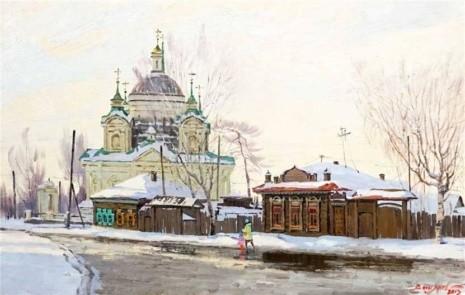 художник Дмитрий Васильев картины – 04