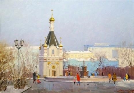 художник Дмитрий Васильев картины – 13