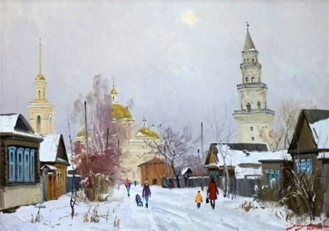 художник Дмитрий Васильев картины – 15