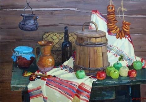 художник Дмитрий Васильев картины – 16
