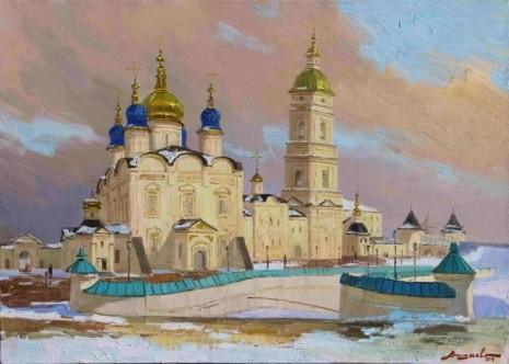 художник Дмитрий Васильев картины – 19