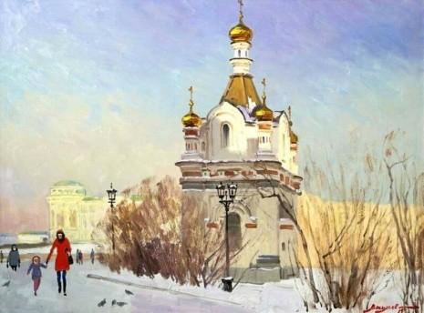 художник Дмитрий Васильев картины – 23