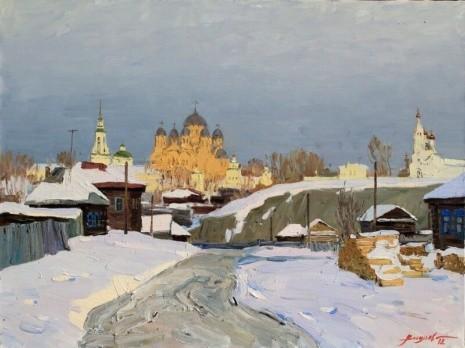 художник Дмитрий Васильев картины – 24