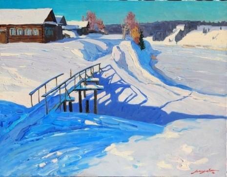 художник Дмитрий Васильев картины – 25