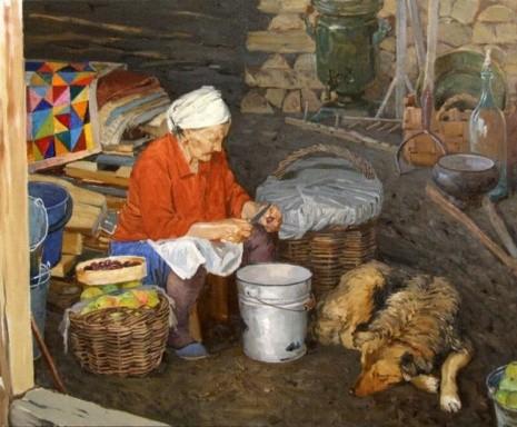 художник Дмитрий Васильев картины – 27