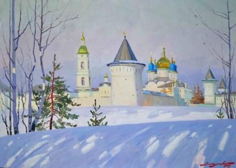 художник Дмитрий Васильев картины – 29