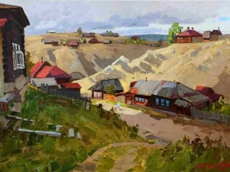 художник Дмитрий Васильев картины – 30