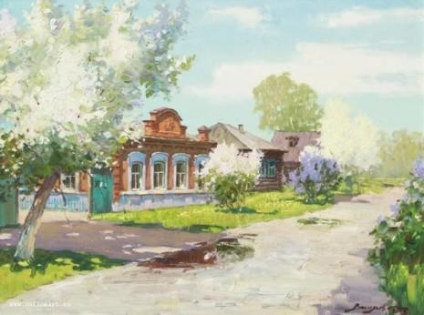 художник Дмитрий Васильев картины – 32