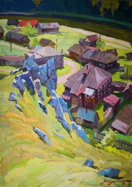 художник Дмитрий Васильев картины – 33