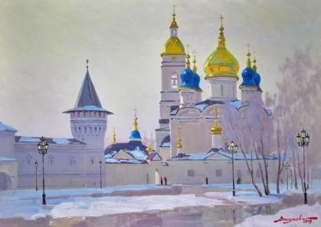 художник Дмитрий Васильев картины – 34