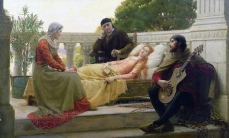 художник Эдмунд Блэр Лейтон (Edmund Blair Leighton) картины – 03