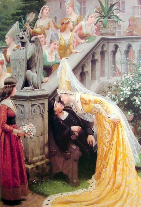 художник Эдмунд Блэр Лейтон (Edmund Blair Leighton) картины – 11