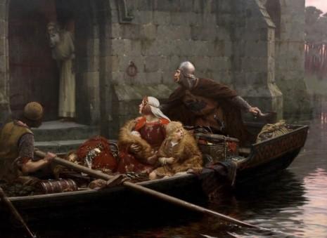 художник Эдмунд Блэр Лейтон (Edmund Blair Leighton) картины – 17