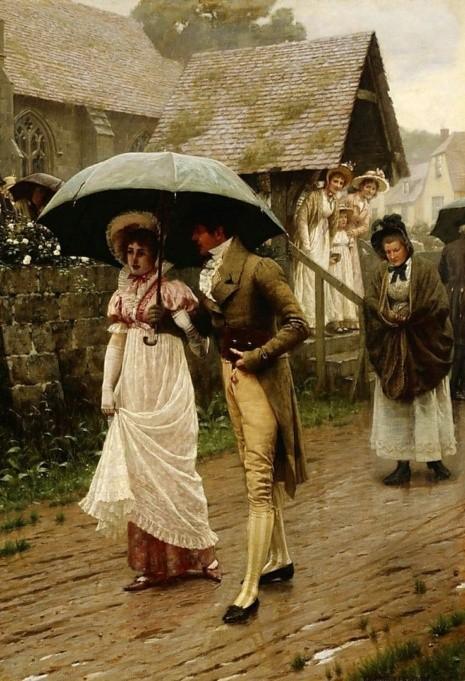 художник Эдмунд Блэр Лейтон (Edmund Blair Leighton) картины – 19