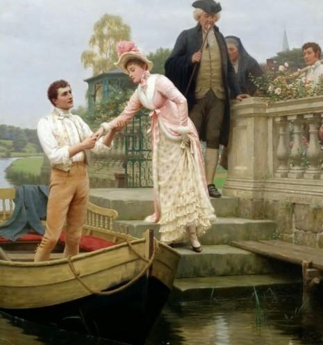 художник Эдмунд Блэр Лейтон (Edmund Blair Leighton) картины – 21