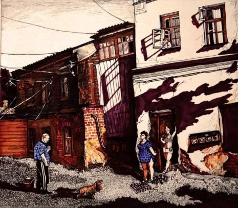художник Екатерина Просёлкова картины – 03