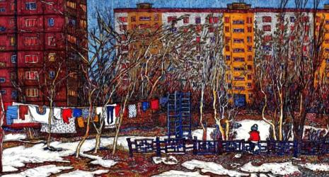 художник Екатерина Просёлкова картины – 08