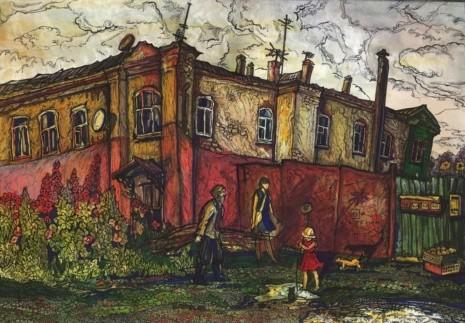художник Екатерина Просёлкова картины – 09