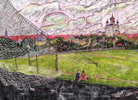 художник Екатерина Просёлкова картины – 11
