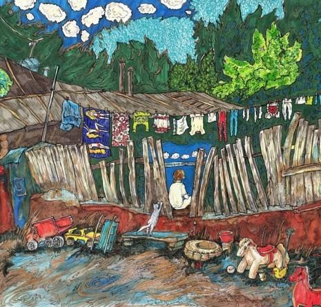 художник Екатерина Просёлкова картины – 12
