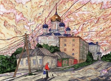художник Екатерина Просёлкова картины – 15