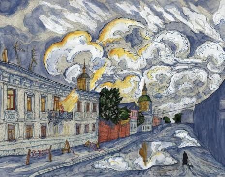 художник Екатерина Просёлкова картины – 16