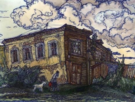 художник Екатерина Просёлкова картины – 28