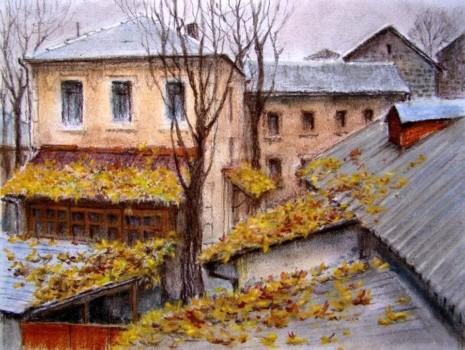 художник Елена Юшина картины – 03
