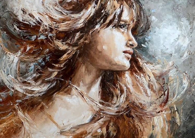 художник Эльжбета Брожек (Elzbieta Brozek) картины – 05