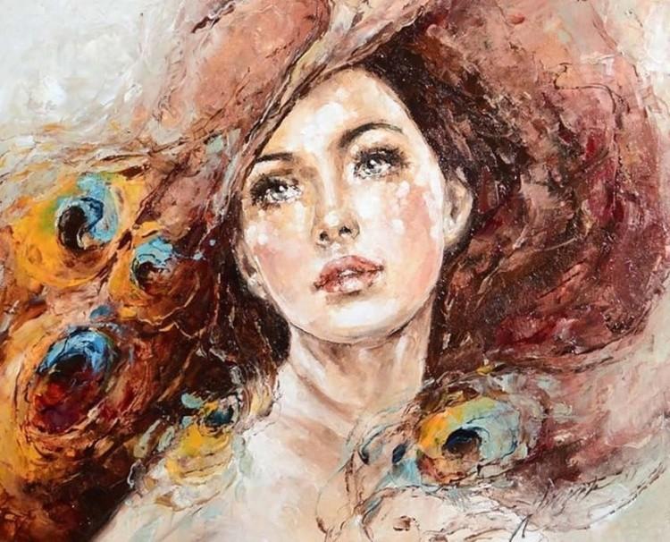 художник Эльжбета Брожек (Elzbieta Brozek) картины – 06
