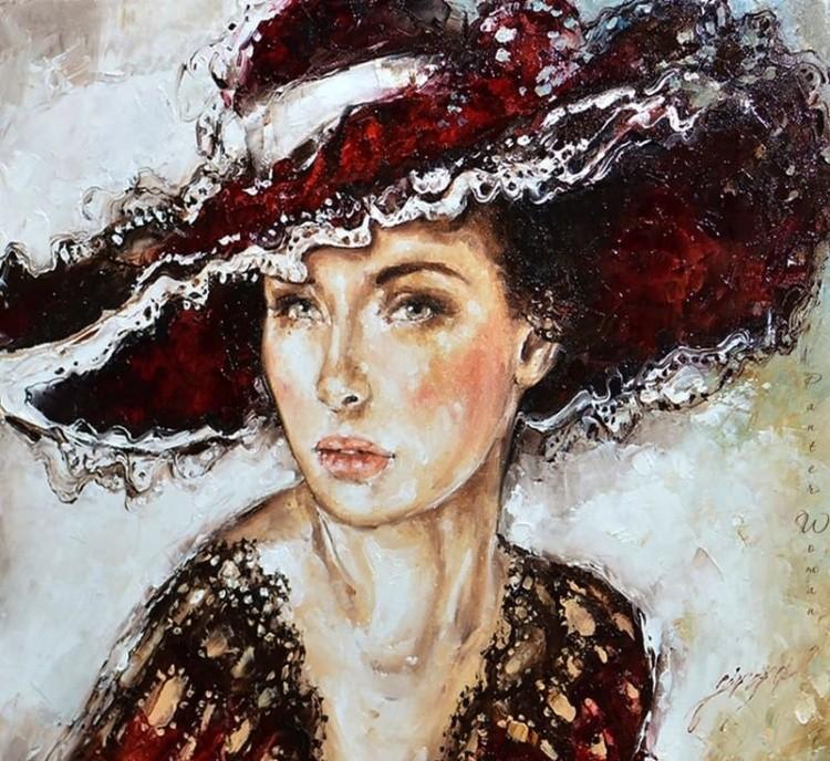 художник Эльжбета Брожек (Elzbieta Brozek) картины – 07