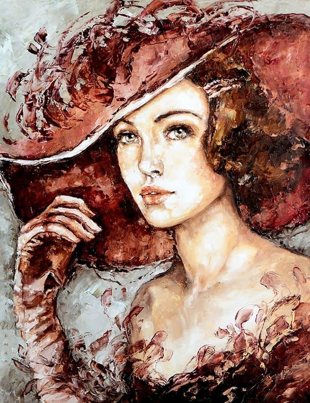 художник Эльжбета Брожек (Elzbieta Brozek) картины – 10