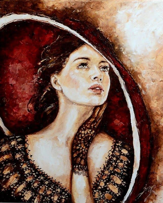художник Эльжбета Брожек (Elzbieta Brozek) картины – 11