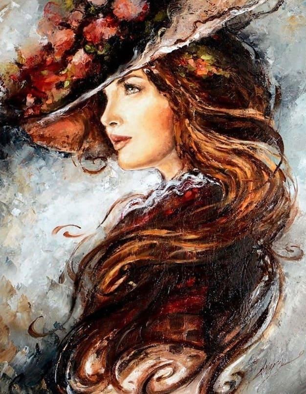 художник Эльжбета Брожек (Elzbieta Brozek) картины – 13