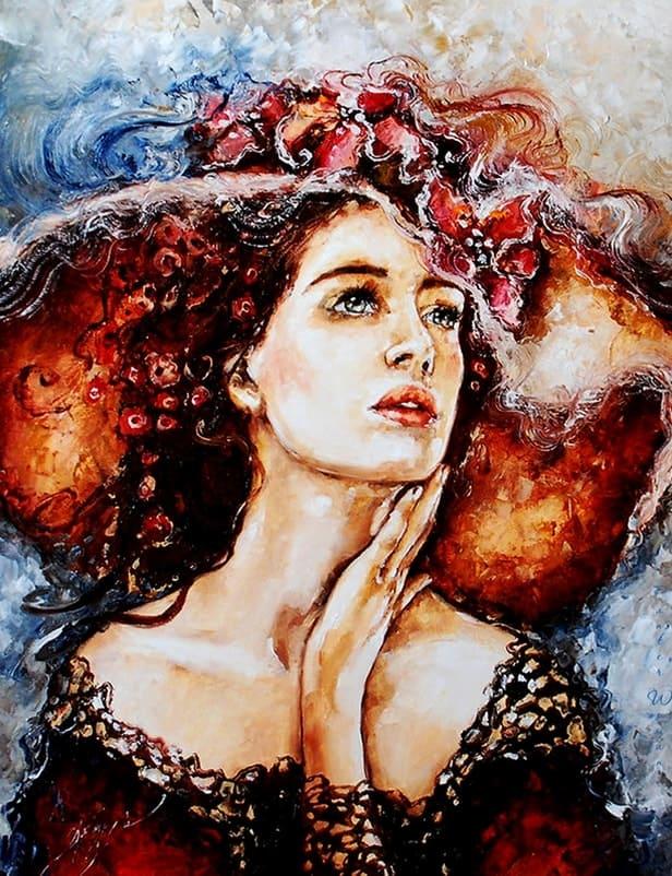 художник Эльжбета Брожек (Elzbieta Brozek) картины – 14