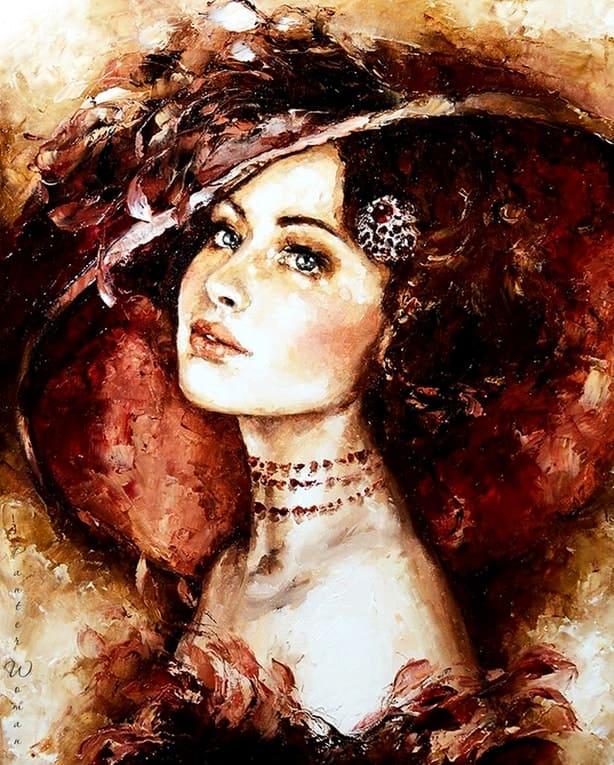 художник Эльжбета Брожек (Elzbieta Brozek) картины – 17