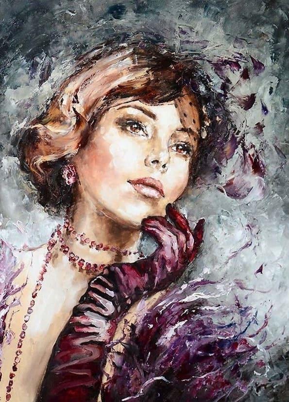 художник Эльжбета Брожек (Elzbieta Brozek) картины – 18