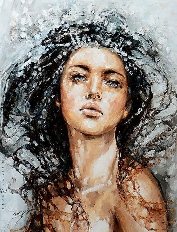 художник Эльжбета Брожек (Elzbieta Brozek) картины – 19